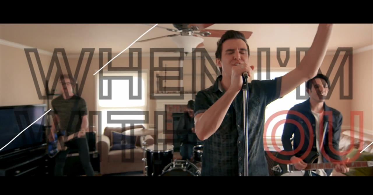 Citizen Way - When I'm With You (Official Music Video)