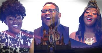 A Cappella Disney Medley Brings Smiles Upon Smiles