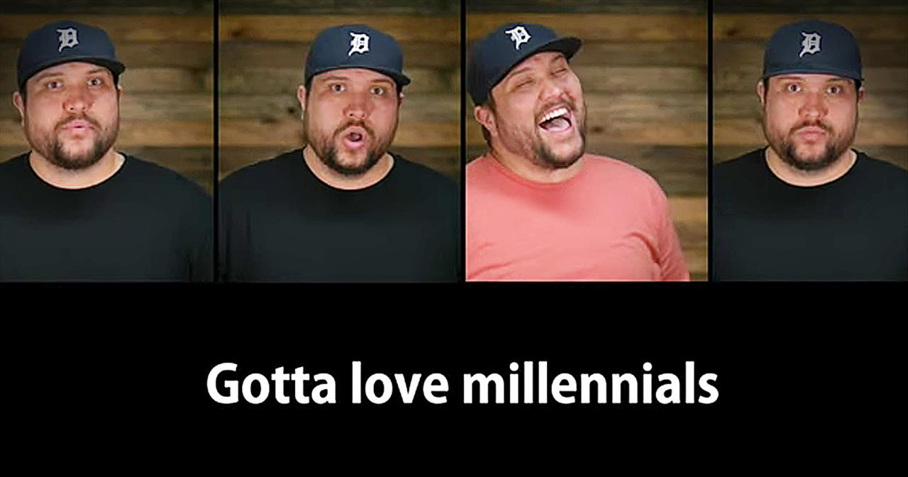 A Cappella Church Parody On Millennials Will Open Your Eyes!