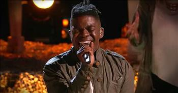Live Worship Performance On The Voice Had Me Saying AMEN!