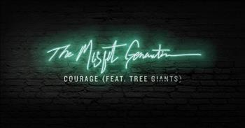 Social Club Misfits (featuring Tree Giants) - Courage