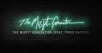 Social Club Misfits (featuring Chris Batson) - The Misfit Generation
