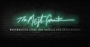 Social Club Misfits (featuring Aha Gazelle and Chris Durso) - Wavemasters