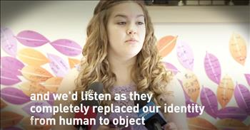 14-Year-Old's Poem On Sexual Assult Is Eye-Opening