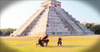 Piano Guys Wow With Incredible Jungle Book Mashup