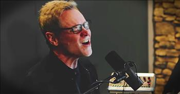 'One True God' - Acoustic Session From Steven Curtis Chapman