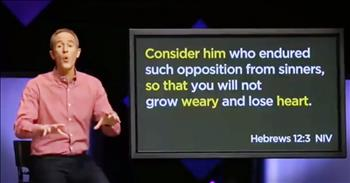 Pastor's Message For People Over 45 Is SO Powerful!