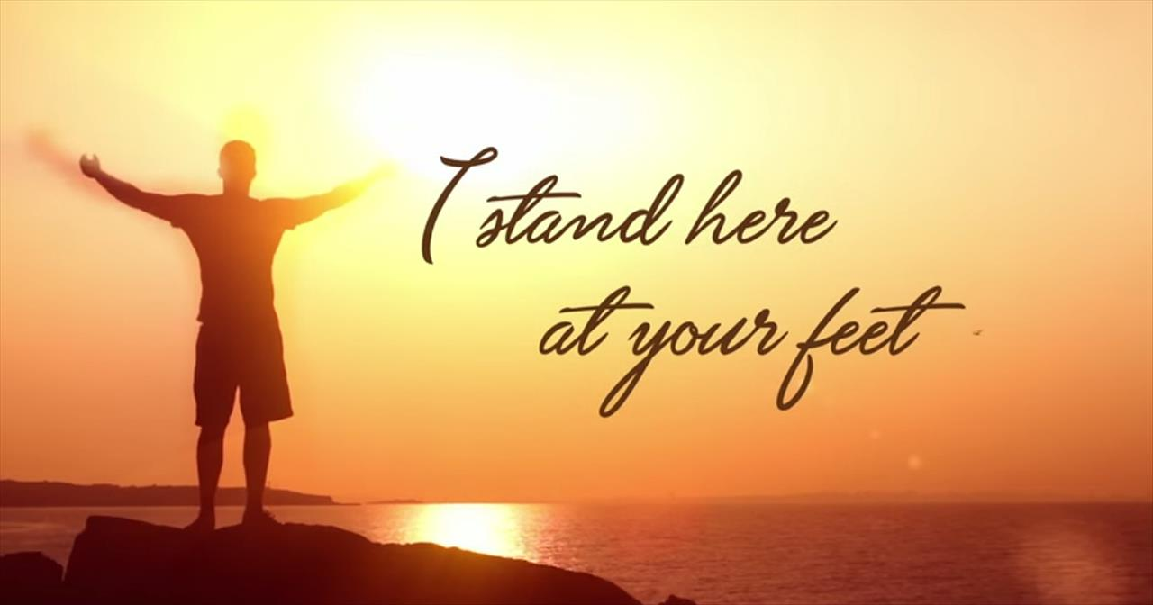 Hannah Kerr - I Stand Here