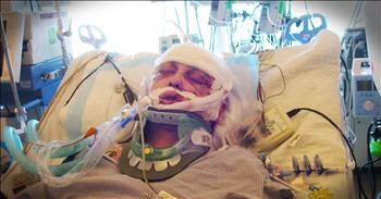 God Sends A Miracle To Family With Son In A Coma