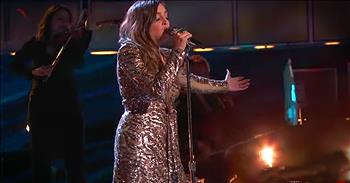 Performance Of Barbra Streisand's 'Somewhere' Is Stunning!