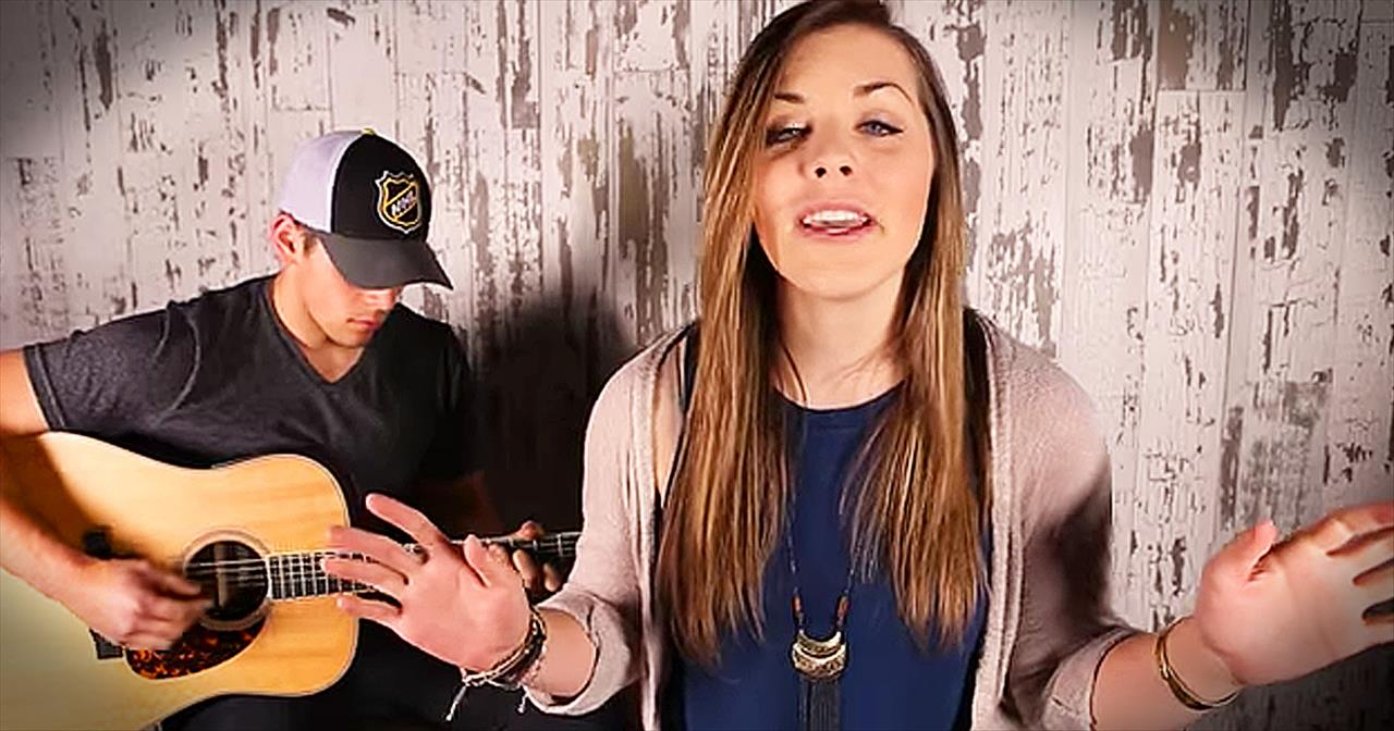 Beautiful Cover Of Lauren Daigle's 'Trust In You'