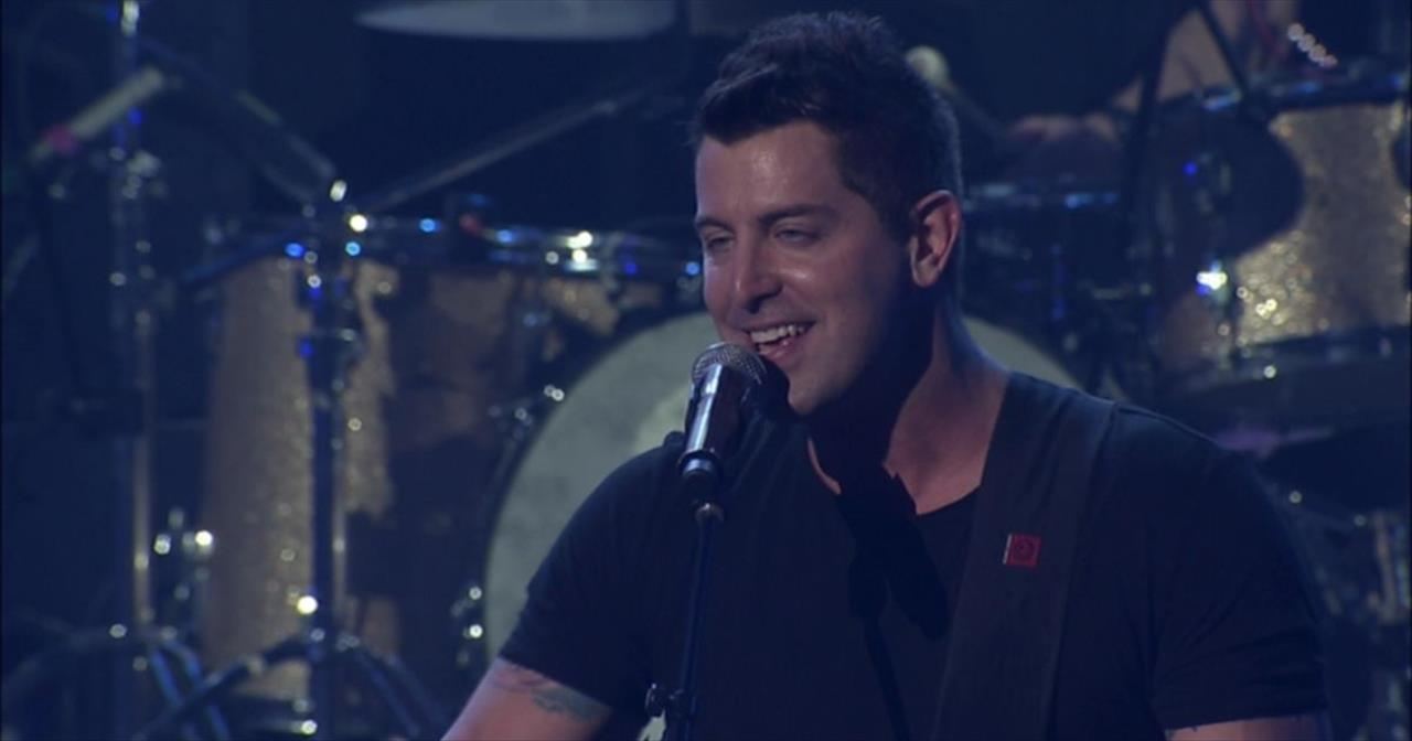 Inspiring Live Performance of 'Same Power' by Jeremy Camp