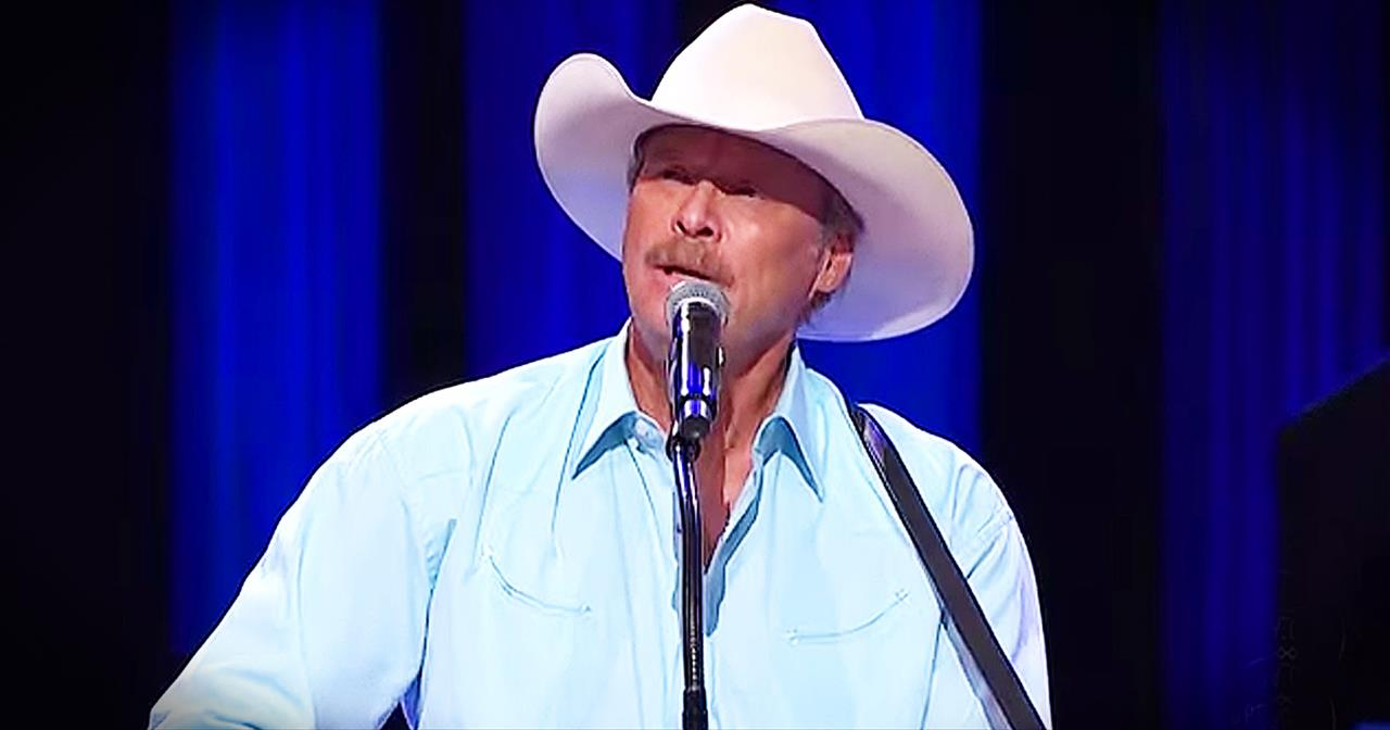 Alan Jackson's Powerful Performance Of 'Remember When' At Grand Ole Opry