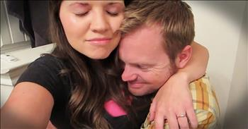 Couple Finds Out They Are Pregnant After Multiple Miscarriages