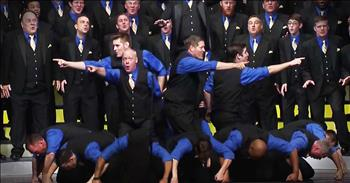 A Cappella Medley Will Have You Toe-Tapping Along