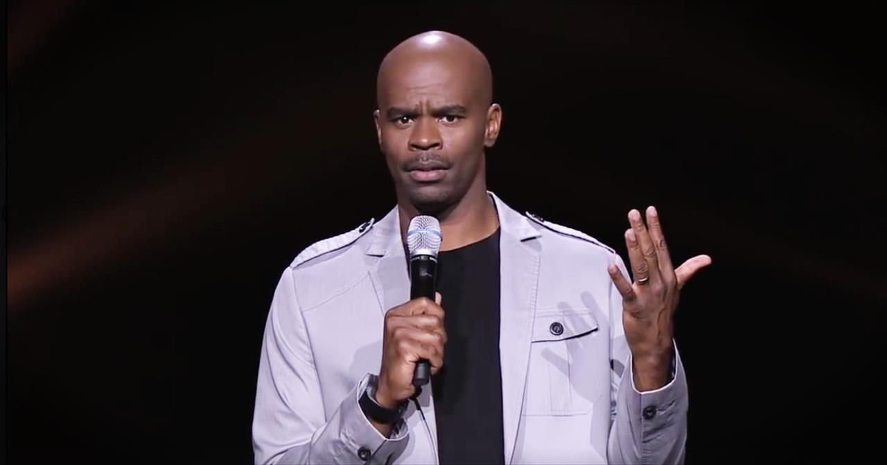 Christian Comedian Has Hilarious Response To Doctor's Question