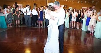 Touching Father-Daughter Wedding Moments Will Leave You Needing Tissues
