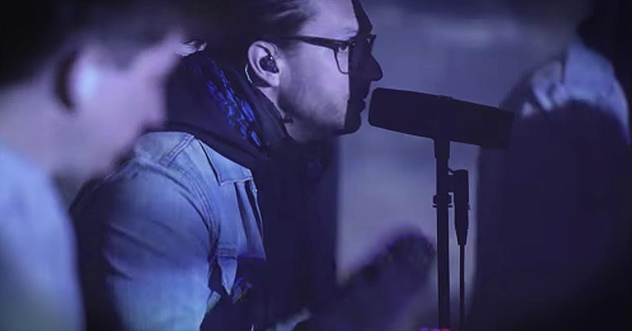 Hillsong UNITED Performs 'Empires' From Ruins In Israel