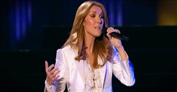 'Because You Loved Me' - Beautiful Celine Dion Classic