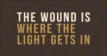 'The Wound Is Where The Light Gets In' - Powerful New Song from Jason Gray