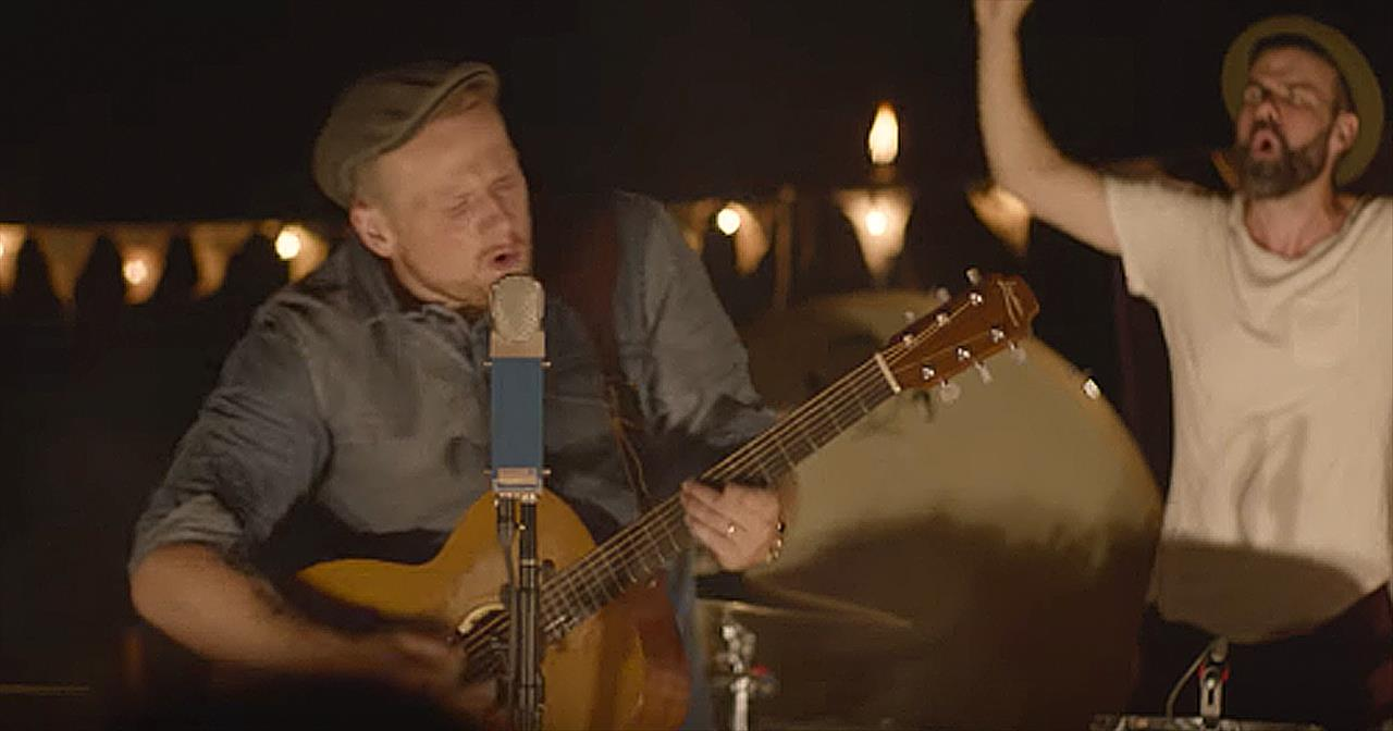 'Every Giant Will Fall' - Rend Collective Campfire Session