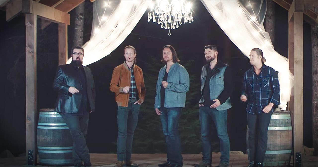 A+Cappella+Group+Gives+Country+Love+Song+Awesome+Makeover