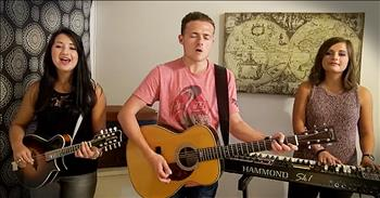 Daves Highway Performs Talented Cover Of Jackson 5's 'I'll Be There'
