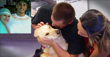 His Mom Died And His Dog Was Lost Until A Touching Reunion Days Later