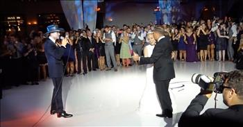 Tim McGraw Surprises Bride At Wedding With 'My Little Girl'