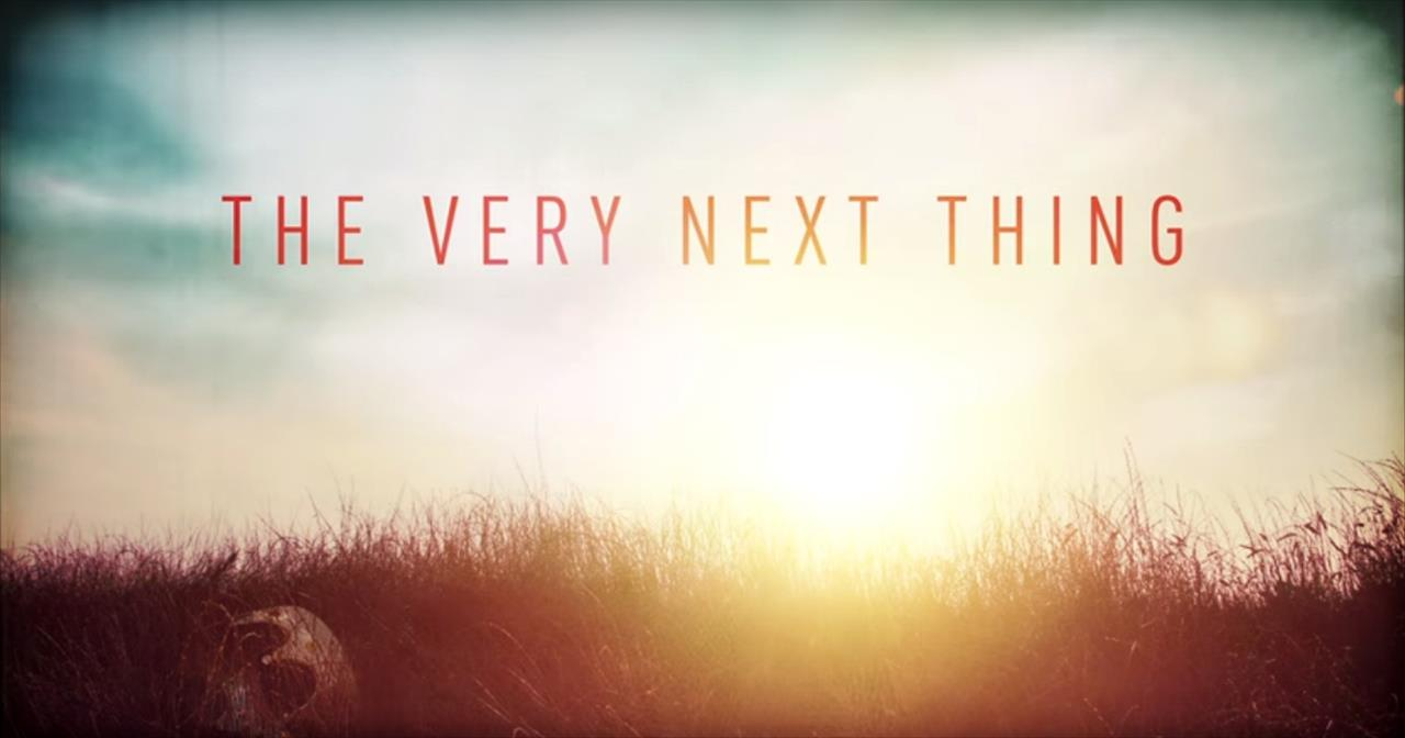 Casting Crowns - The Very Next Thing (Official Lyric Video)