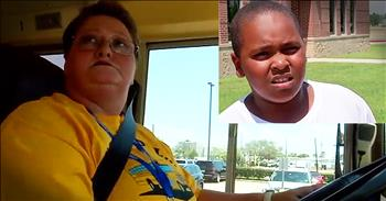 4th Grader Saves Bus Driver After Vertigo Episode Behind The Wheel
