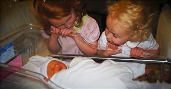 ER Nurse Spots Cancerous Lump On Baby's Throat