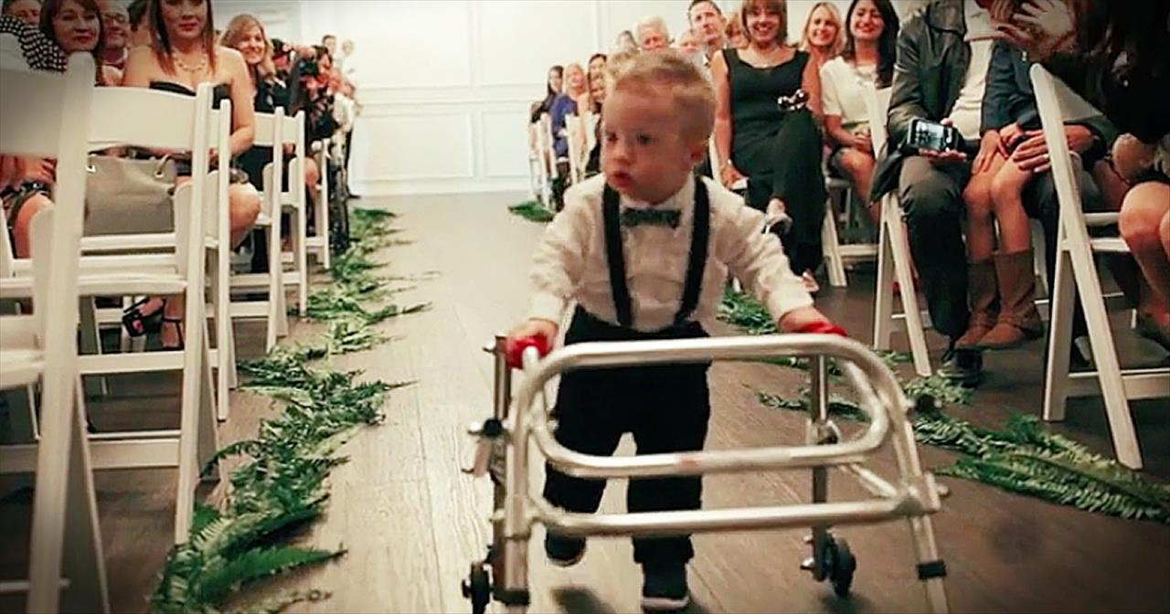 2-Year-Old+With+Down+Syndrome+Practices+For+Months+To+Be+Ring+Bearer