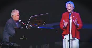 90-Year-Old Angela Lansbury Sings 'Beauty And The Beast'