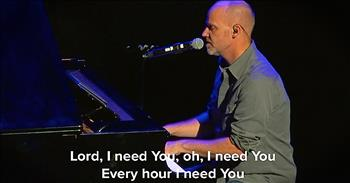 'Lord I Need You' - Classic Worship From Bart+Tricia