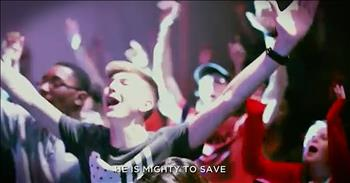 Hillsong Movie Clip Shows Voices Around The World Sing 'Mighty To Save'