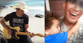 'Today' - Country Singer Brad Paisley's Emotional Video