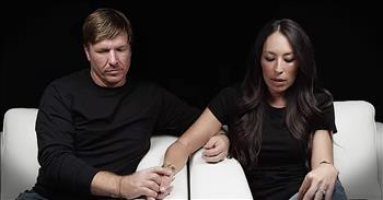 Fixer Upper Stars Chip And Joanna Gaines Share Testimony