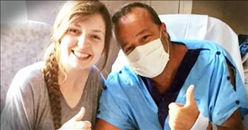 Daughter Finds Father A Kidney Donor On Facebook