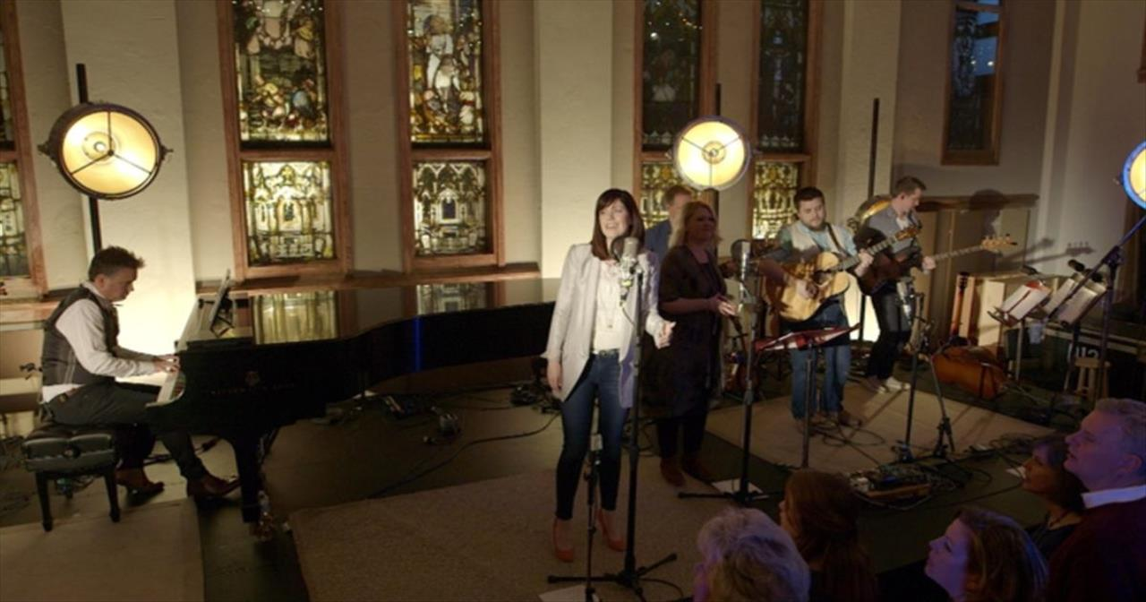 Keith and Kristyn Getty - Facing A Task Unfinished (We Go To All The World) (Live)