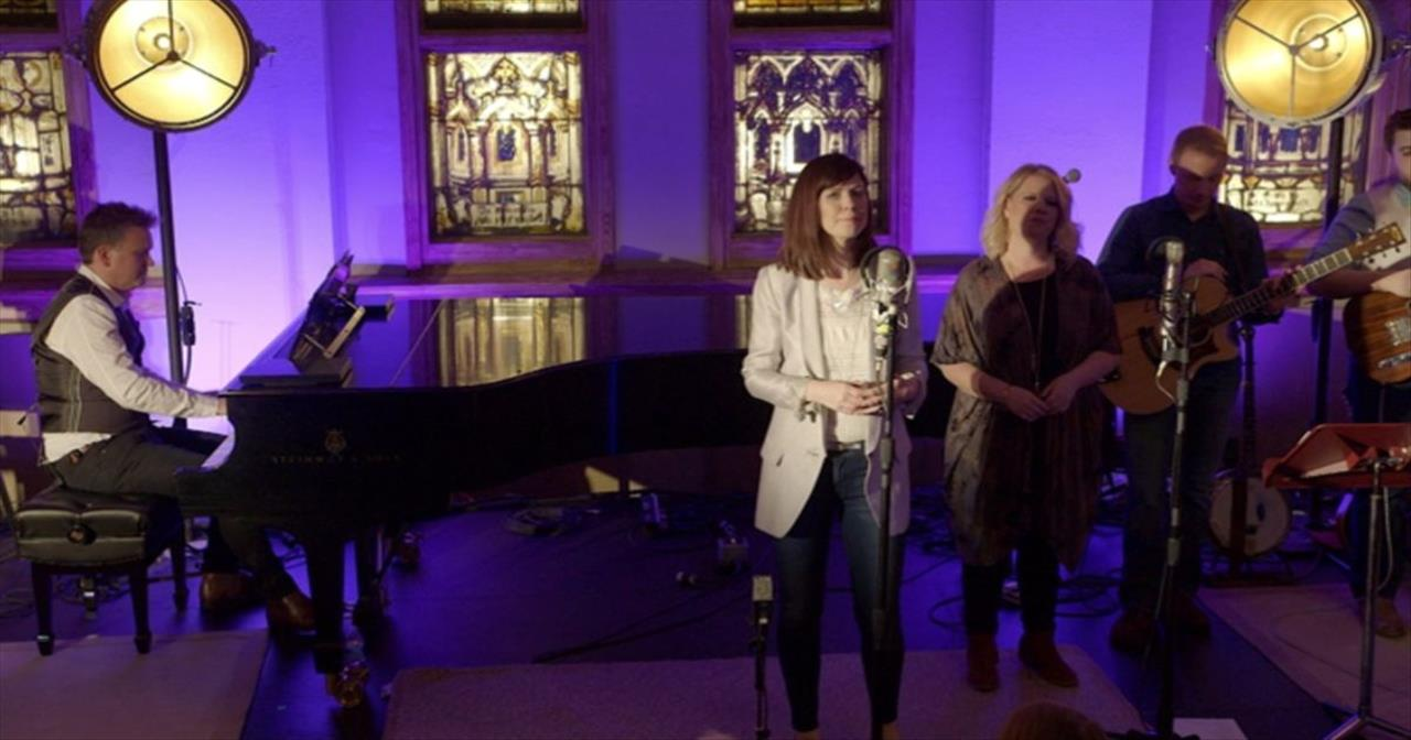Keith and Kristyn Getty - The Lord Is My Salvation