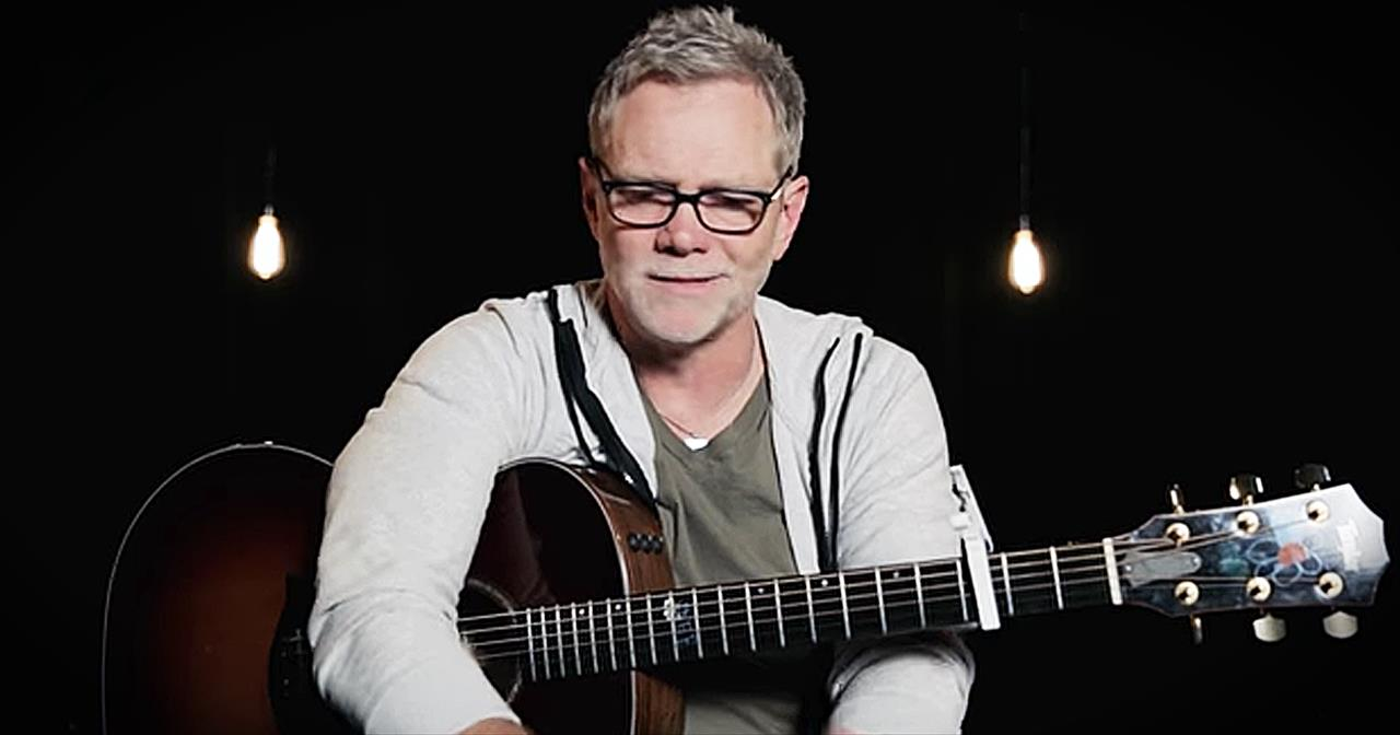 Steven Curtis Chapman Shares His Testimony