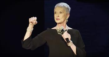 Jeanne Robertson Has Hilarious Advice On Trick Or Treating