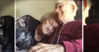 Couple Celebrates Their 70th Anniversary With A Song
