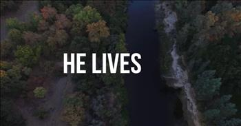'He Lives' - Beautiful New Song from Chris Tomlin