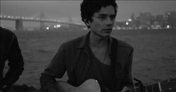 'Won My Heart' - Inspiring Acoustic Performance by Chris Quilala