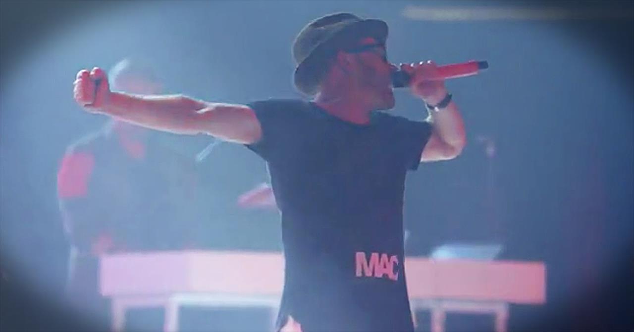 'Love Feels Like' - Live Performance From TobyMac Ft. DC Talk