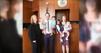Couple Adopts 4 Girls In 24 Hours