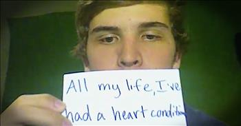 Christian YouTube Star Leaves Inspirational Message After Death