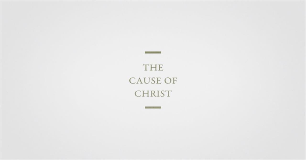 Kari Jobe - The Cause Of Christ (Lyric Video)